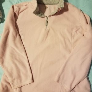 Saint John's bay active woman pink pullover